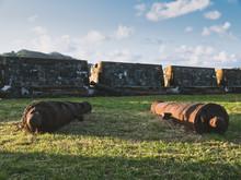 Portobelo Panama Cannons