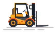 Cargo Vehicle, Warehouse Loade...