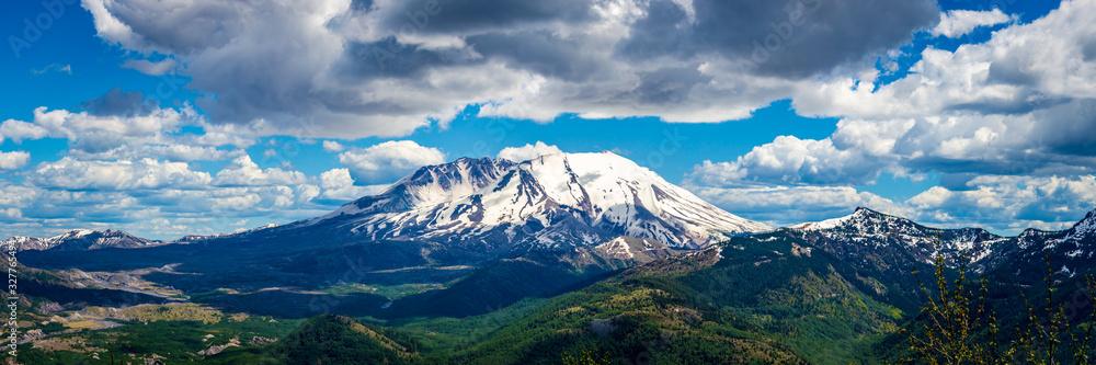 Fototapeta Mount St. Helens
