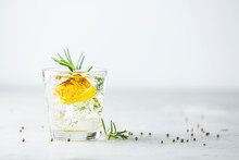 Charred Lemon, Rosemary And Co...