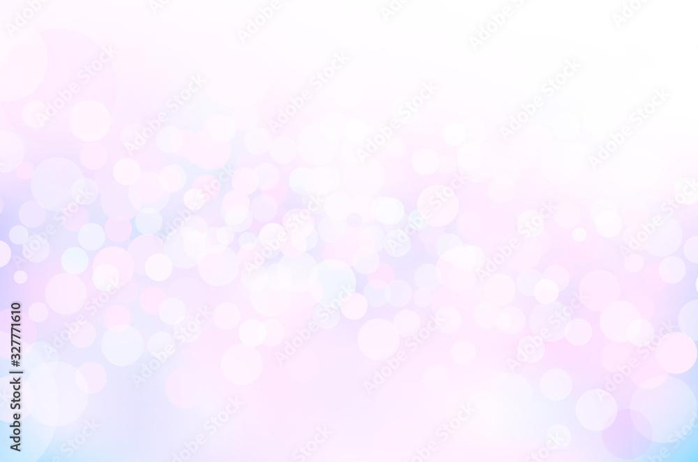 ピンク色の輝き幾何学抽象円形グラデーションベクター背景素材