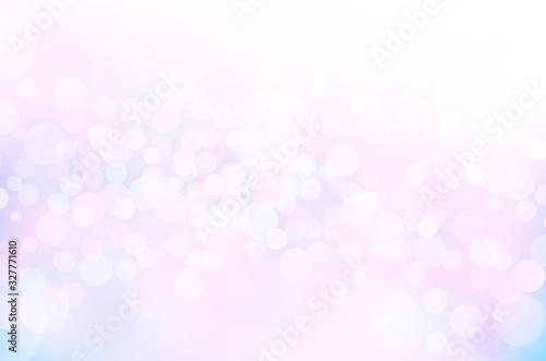 Obraz ピンク色の輝き幾何学抽象円形グラデーションベクター背景素材 - fototapety do salonu