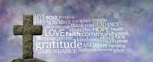 Words Of Gratitude Tag Cloud ...
