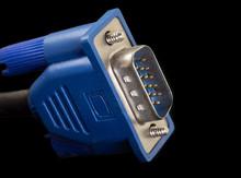 VGA Plug For Screens And Video...