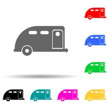 Car Trailer Multi Color Style ...