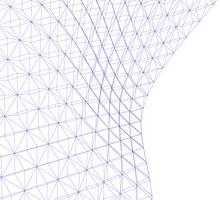 Abstract Grid Triangular Backg...