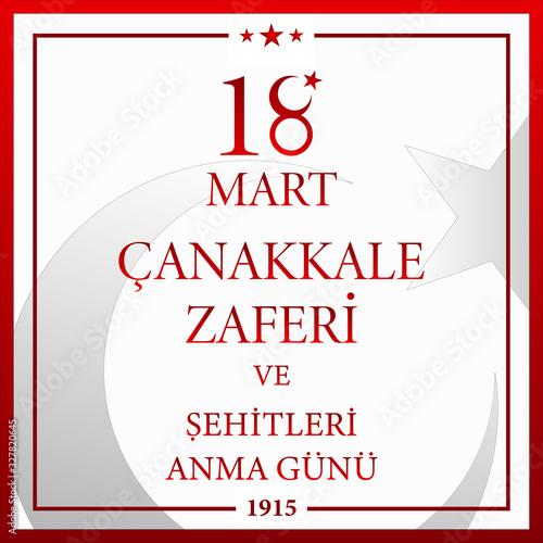 Fotografía 18 Mart Canakkale Zaferi ve Sehitleri Anma Günü