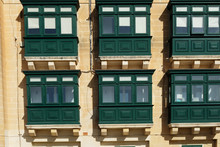 Green Balconies- Typical Archi...