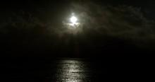 Moonlight Sunlight Reflecting ...
