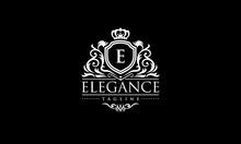 Elegance Logo - Royal Crest Ve...
