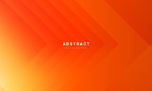Abstract Minimal Orange Backgr...