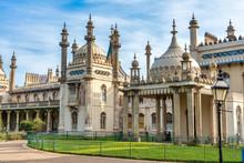 Royal Brighton Pavilion Build ...