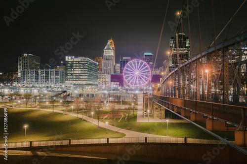 Fotografija Cincinnati at night