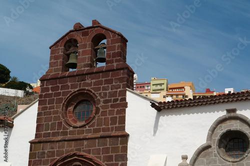 Photo Church of the Assumption in San Sebastian, La Gomera island