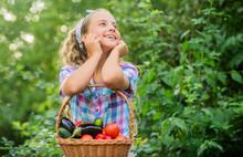 Eco Farming. Eat Healthy. Summ...