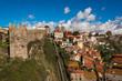 Fernandine Wall of Se in Porto City Historical Center