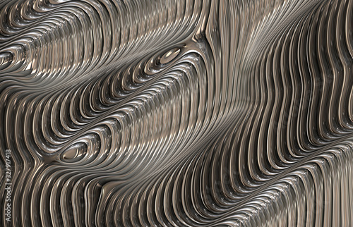 Fototapeta metal  futuristic-metal-background