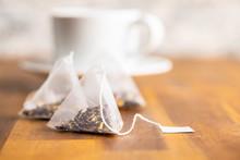 Floral Tea Bag