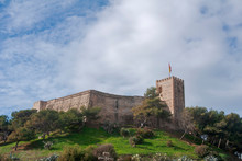 Antiguo Castillo Del Municipio...