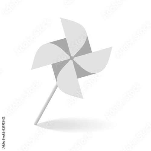 Obraz na plátne Windmill icon