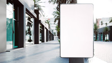 Blank Billboard With Copy Spac...