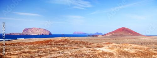Photo Archipelago Chinijo panoramic view