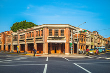 Bopiliao Historic Block In Tai...