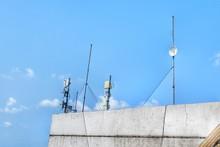 Telecommunication Tower, Anten...