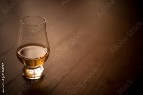 Obraz na płótnie Glencairn whisky glass
