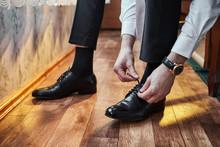 Businessman Clothes Shoes, Man...