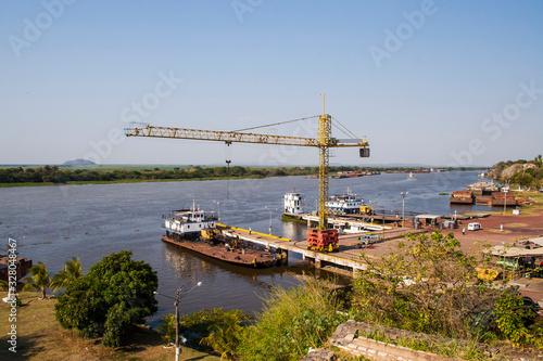 Photo indústria nautica em Corumbá, Mato Grosso do Sul, Brasil