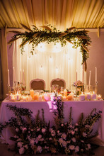 Beautiful Wedding Decor, Resta...