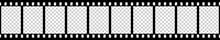 Black And White Camera Film Te...