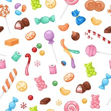 Candy Confectionery And Sweets...
