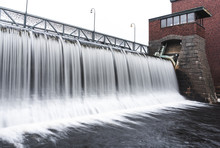 Long Exposure To The Water In ...