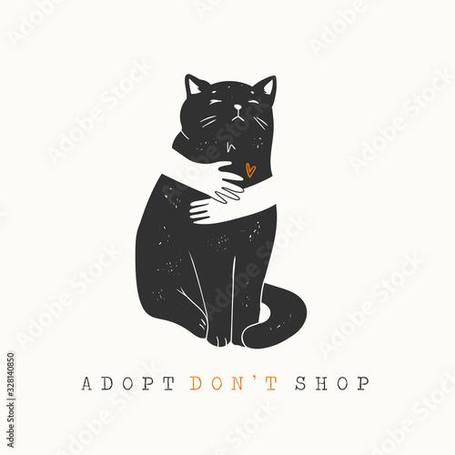 Photo Adopt Do not shop