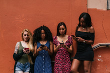 Young Millennials Women Addict...