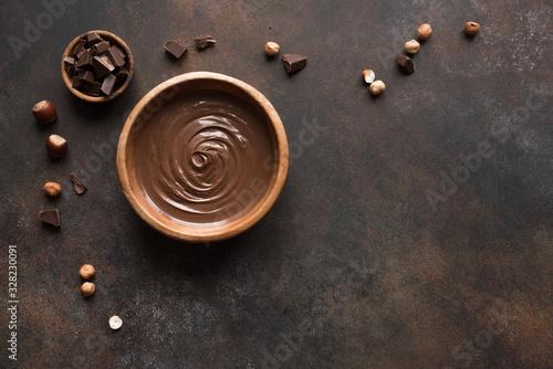 Fotografia Chocolate Hazelnut Spread