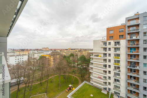 Fototapeta Apartament wnętrze blok nieruchomość obraz
