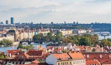 Panorama Of Prague, The Capita...