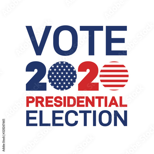 Fényképezés Presidential Election 2020 in United States