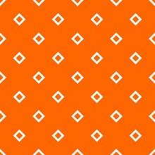 Tile Orange And White Backgrou...
