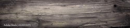 Banner dunkles Holz Wallpaper Mural