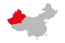 Xinjiang Uyghur Highlighted On...