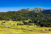 Dabadzveli Landscape Borjomi S...
