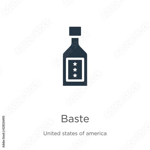 Photo Baste icon vector