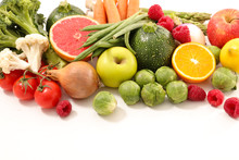 Fruit And Vegetable- Assorted ...