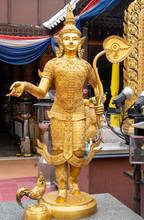 Statues Of Deity Enshrined In ...