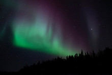 Stunning Northern Lights In Ye...