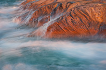 Landscape Of Waves And The Ero...